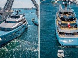 aviva yacht