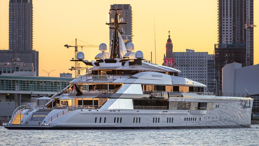 eugenia yacht