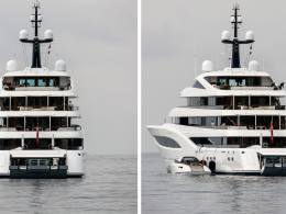 faith yacht