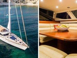 pandemonium yacht