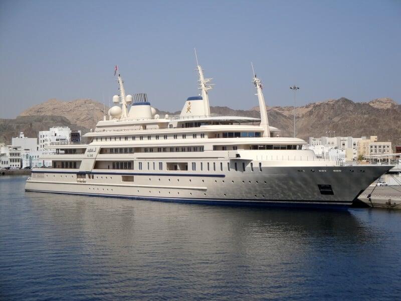 al said yacht