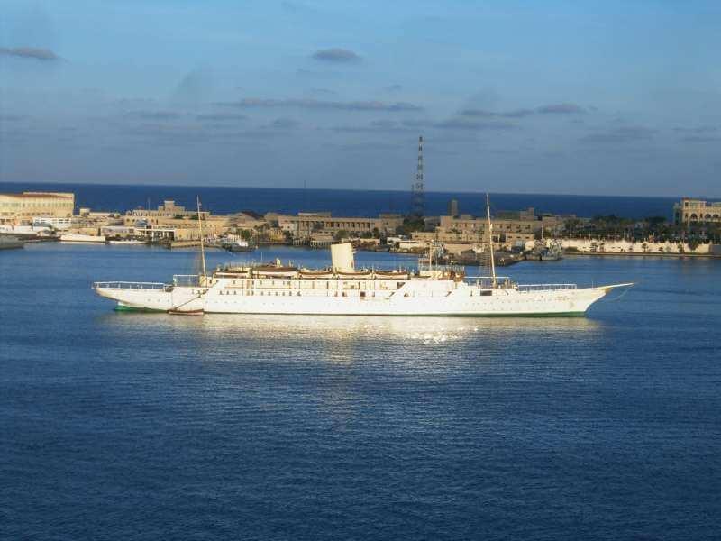 mahroussa yacht