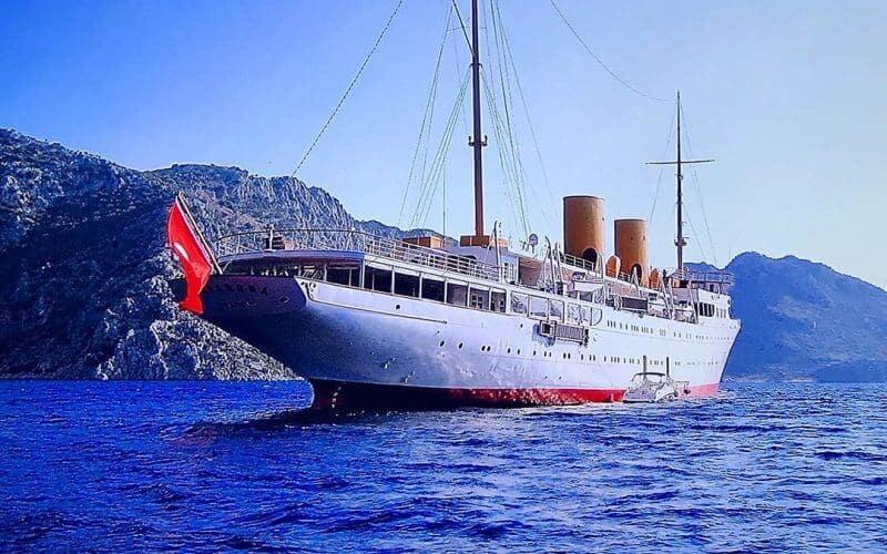 savarona yacht 1