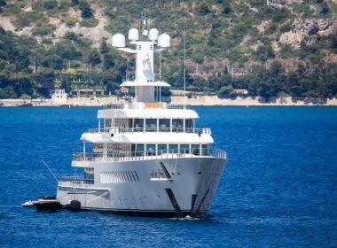 MUSASHI Yacht