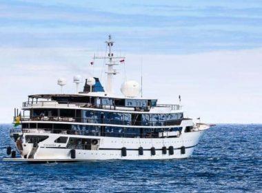 Superyacht Chakra