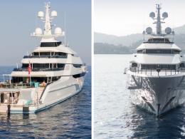 amore vero yacht 1