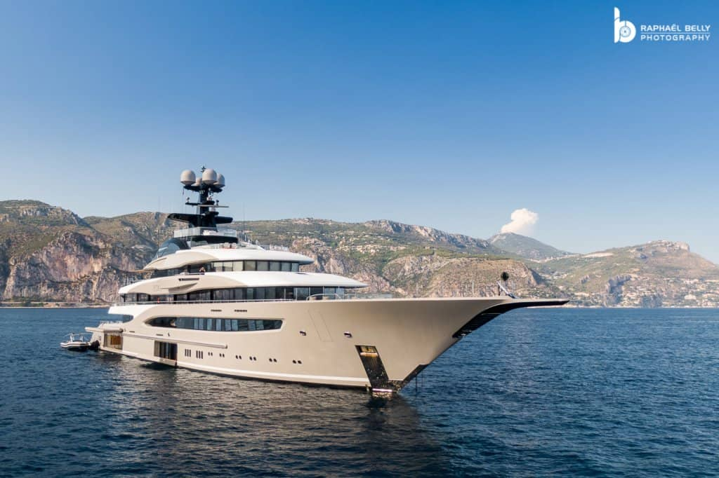 kismet yacht profile