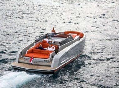 vanquish 45 yacht